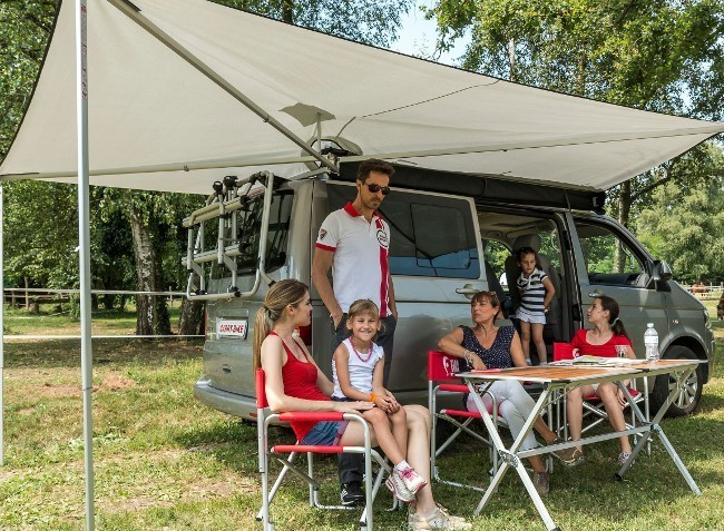 Fiamma Compass Swing Out Canopy Awning