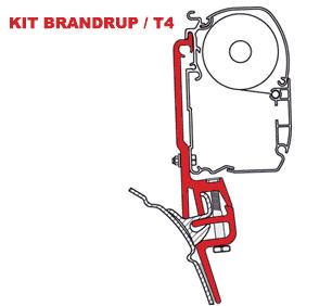 Fiamma Kit Brandrup - Transporter T4