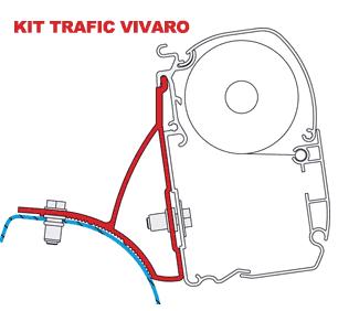 Fiamma Kit Trafic - Vivaro
