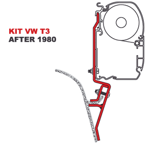Fiamma Kit VW T3 (after 1980)