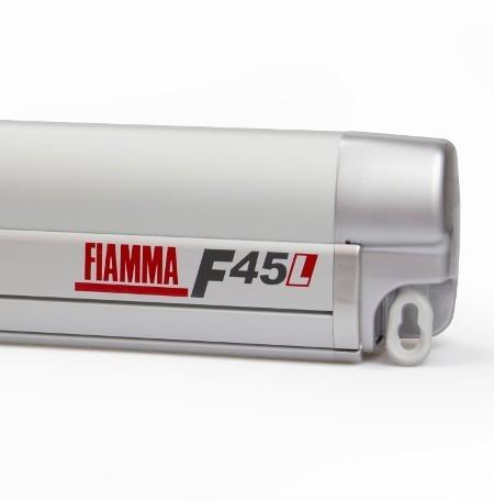 Fiamma F45 L Awning - Motorhome Awning - Titanium Case