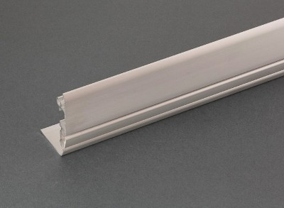 Fiamma F45 S Anodized Lead Bar - 350 Titanium