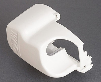 Fiamma F45 S Gearbox Cover Polar White - Left Gear Box