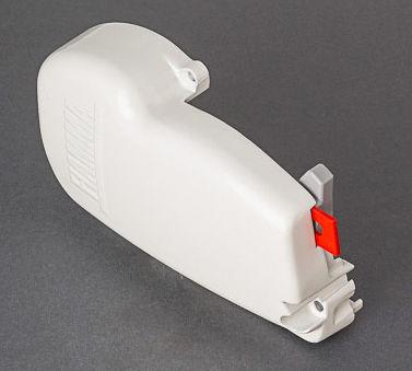 Fiamma Left Hand End Cap - F45 S White