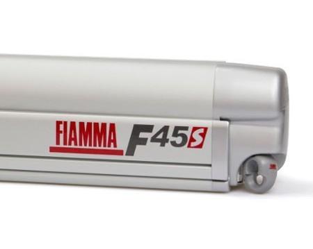 Fiamma F45 S Motorhome Awning - Titanium Case