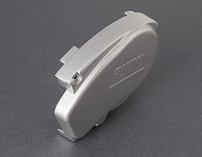 Fiamma F65S Right Hand End Cap - Titanium