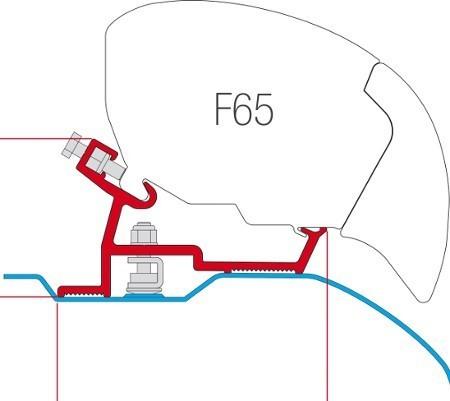 Fiamma F65 Kit Ducato Super long After 06/2006