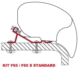 Kit F65 - F65 S Kit Standard