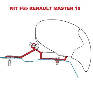 Kit F65 - F65 S Renault Master 10