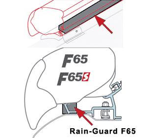 Fiamma Kit Rain Guard F65 - F65 S
