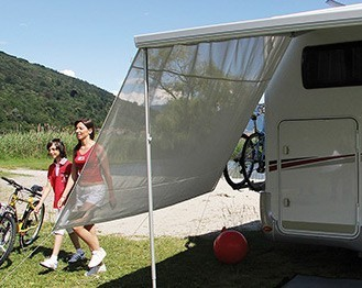 Fiamma Sun View Side Caravanstore XL