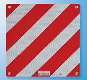Fiamma Carry-Bike Alu / Plastic Signal