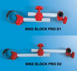 Fiamma Bike Block Pro D Red