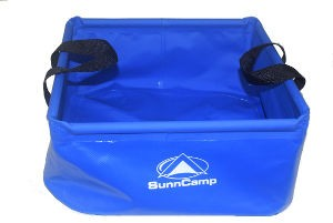 Sunncamp Collapsible Square Washing Up Bowl