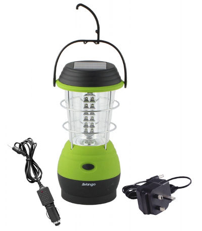 Vango Galaxy Eco Rechargeable Camp Light