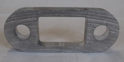 Aluminium Towball Spacer - 1/2 Inch