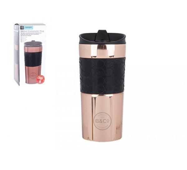 B&Co Hamelin 380ml Leak Proof Thermal Mug