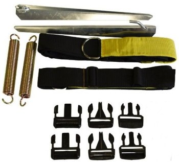 Integra Universal Awning Tie Down Straps Kit