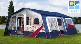Jamet Arizona Trailer tent