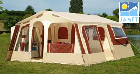 Jamet Louisiana Outdoor AS Jubilee Trailer Tent