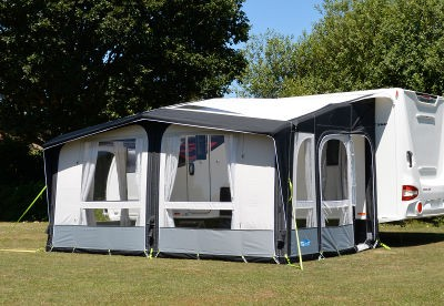 Kampa Club AIR Pro 450 Caravan Awning