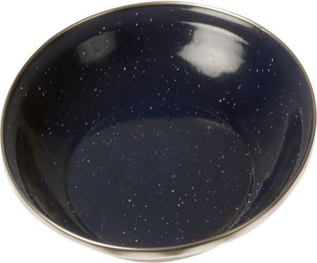 Kampa Enamel Bowl - Black