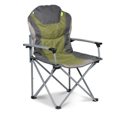 Kampa Guv'nor Padded Armchair - Green