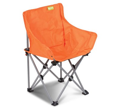 Kampa Mini Tub Chair - Burnt Orange