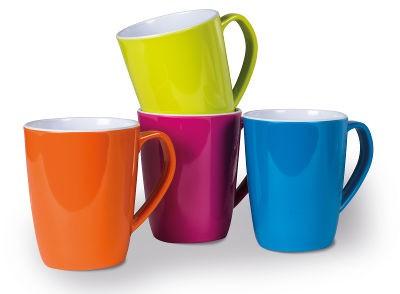 Kampa Summer Mugs Set - Mixed Colours