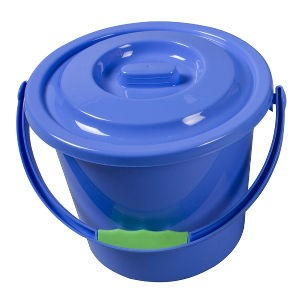 Kampa plastic Bucket with Lid - 9L