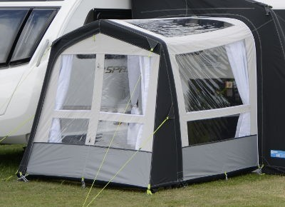 Kampa Pro Inflatable Conservatory Annexe - Rally AIR Pro & Ace AIR