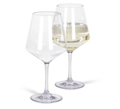 Kampa Soho White Wine Glass 450ml x 2