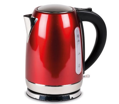 Kampa Tempest 1.7L Electric Kettle - Red