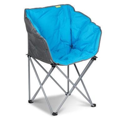 Kampa Tub Bucket Camping Chair - Blue