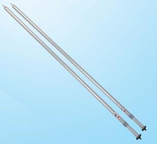 Fiamma Kit Poles Light