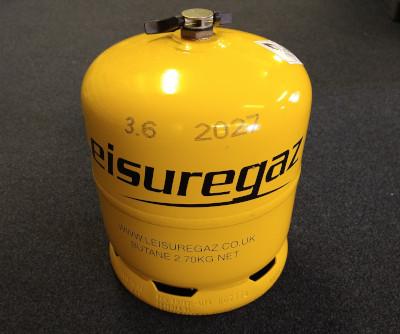 Leisuregaz 007 Butane - 2.72 kg Refill