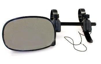 Leisurewize Rock Steady Towing Mirrors - Pair