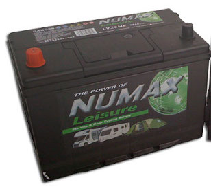 Numax 12V Sealed Leisure Battery
