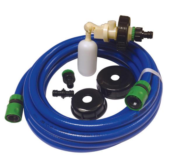 Streetwize Mains Water Adaptor Kit