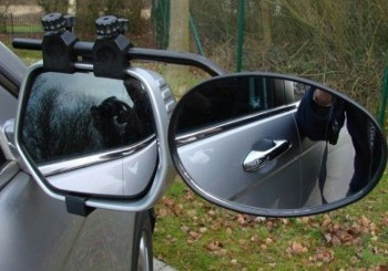 Maypole Deluxe Towing Extension Mirror - Convex