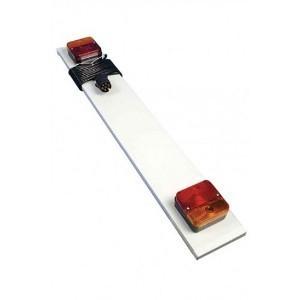 Streetwize trailer light board 3FT