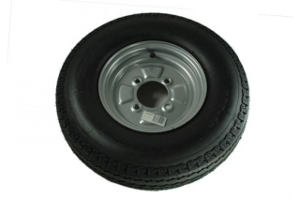 5.00 x 10 Inch Trailer Wheel - 4 Stud 115mm PCD