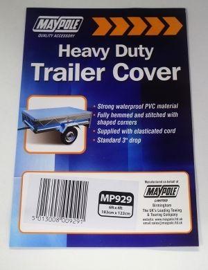 Maypole Trailer Cover 6x4Ft MP929