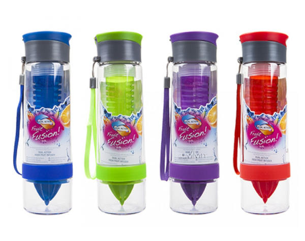 MyBento Dual Infuser System Leakproof Lid 750ml