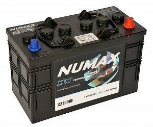 Numax XDT30MF Tubular Plate Leisure Battery - 115 Ahour