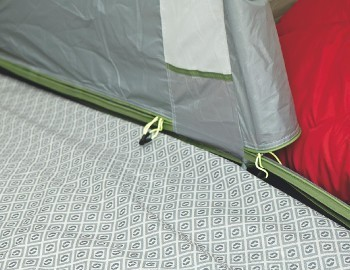 Outwell Amarillo 4 Tent Carpet