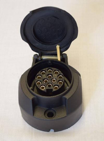 Pennine 13 Pin Towing Socket