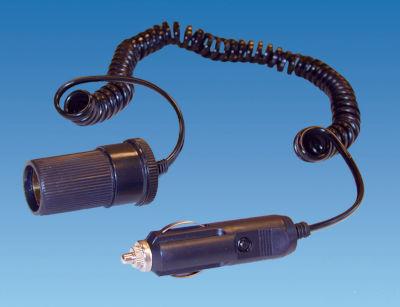 Power Part 12 Volt Socket Extension Lead