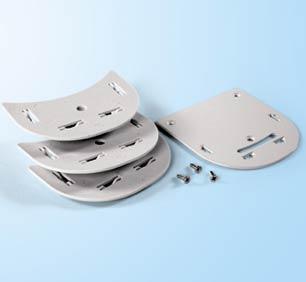 Fiamma Spacer Kit Safe Door
