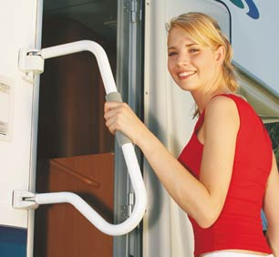Fiamma Door Barring Handle - Security 46 Pro